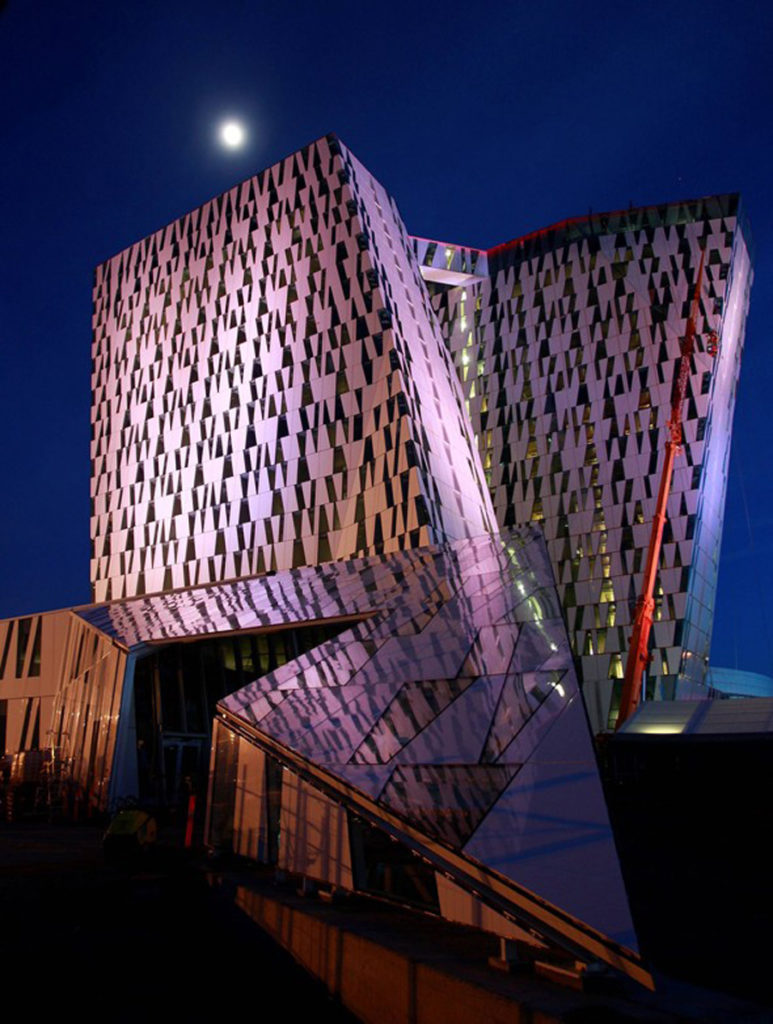 Bella Sky Hotel, Scandinavia's largest hotel, designed by 3XN