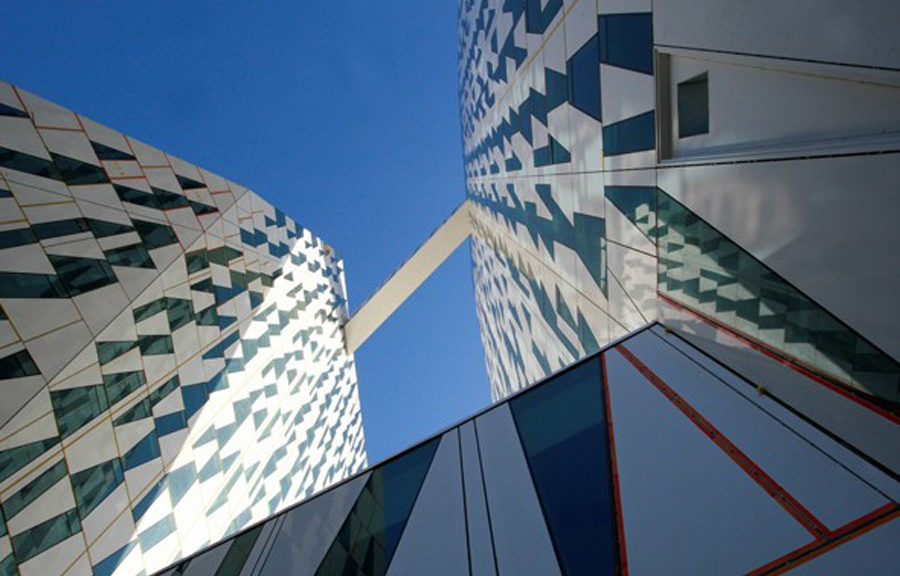 Bella Sky Hotel, Scandinavia's largest hotel, designed by 3XN
