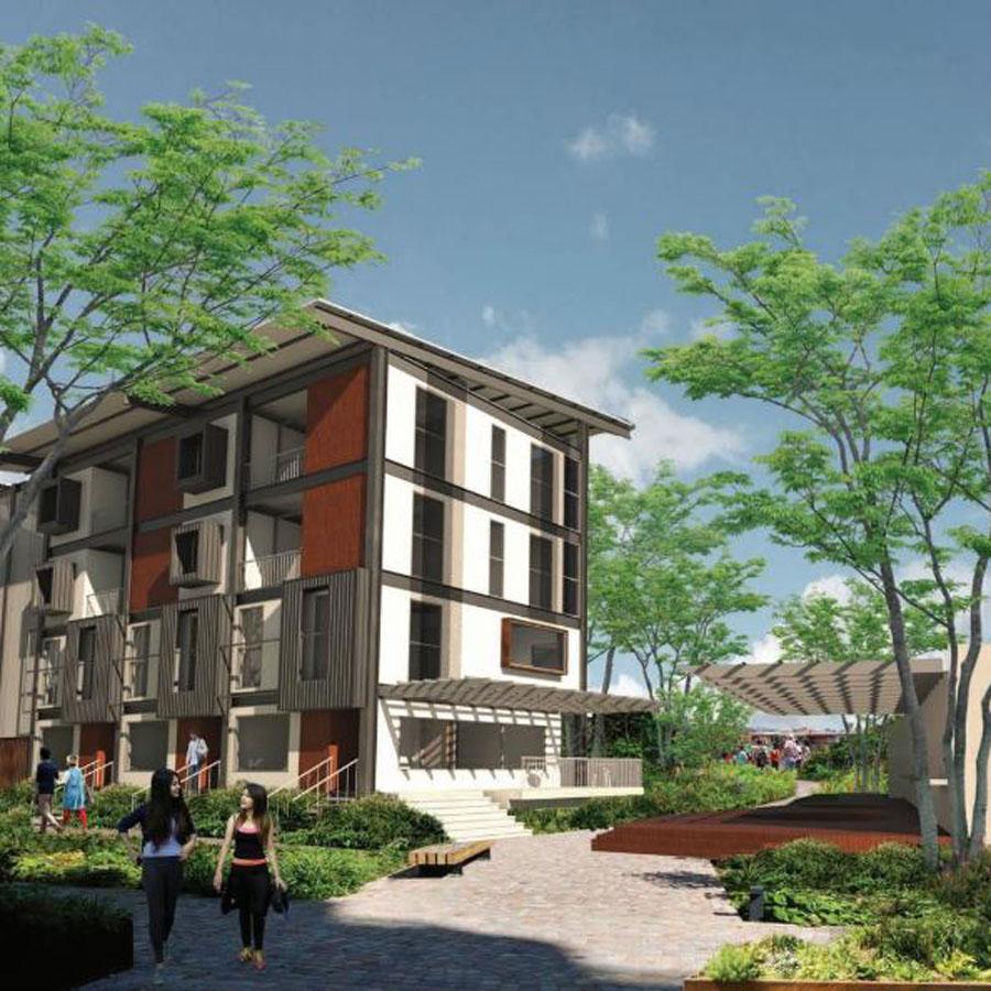 Eco Neighbourhood_Source-Tandem Arquitectos