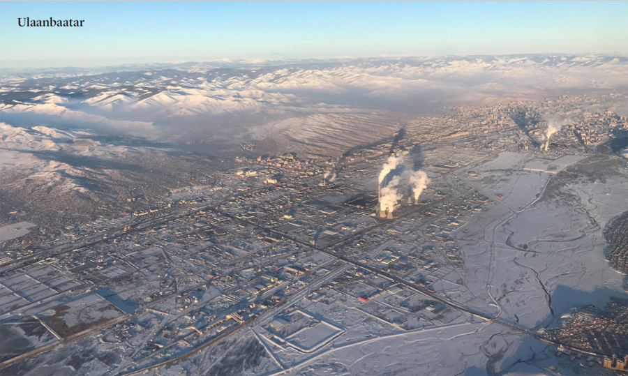 Aerial photo of Ulaanbaatar_Source-PAU
