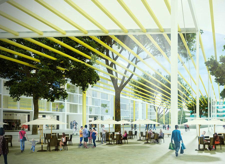 Mixed use developments_Source-Tandem Arquitectos