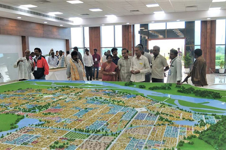 Locals being shown their future capital_Source-newcities.org