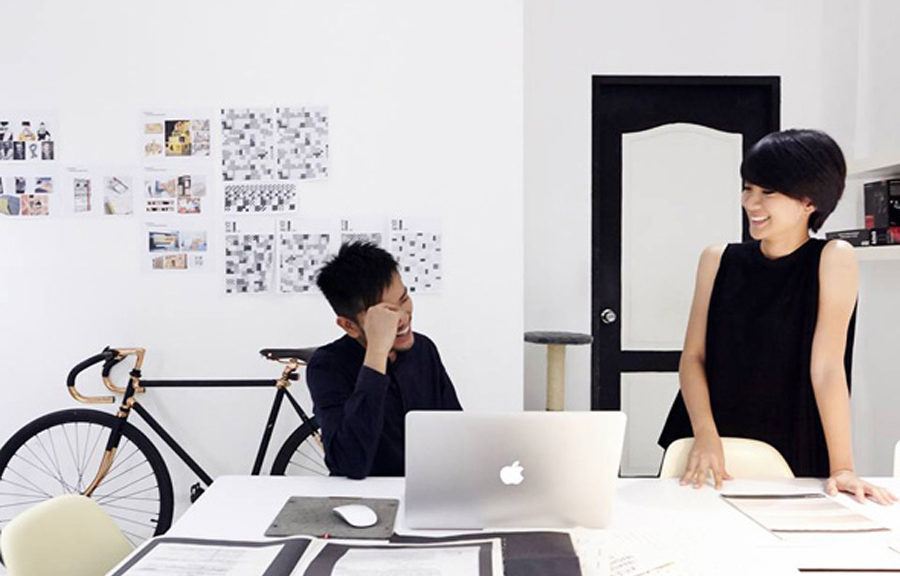 Co founders Felix Ng (left) and Germaine Chon (right) in 2015_Photo by-Alecia Neo_Source-madebyanonymous.com