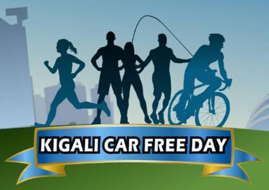Kigali Car Free Day_Photo by-UrugwiroVillage_Source-Twitter