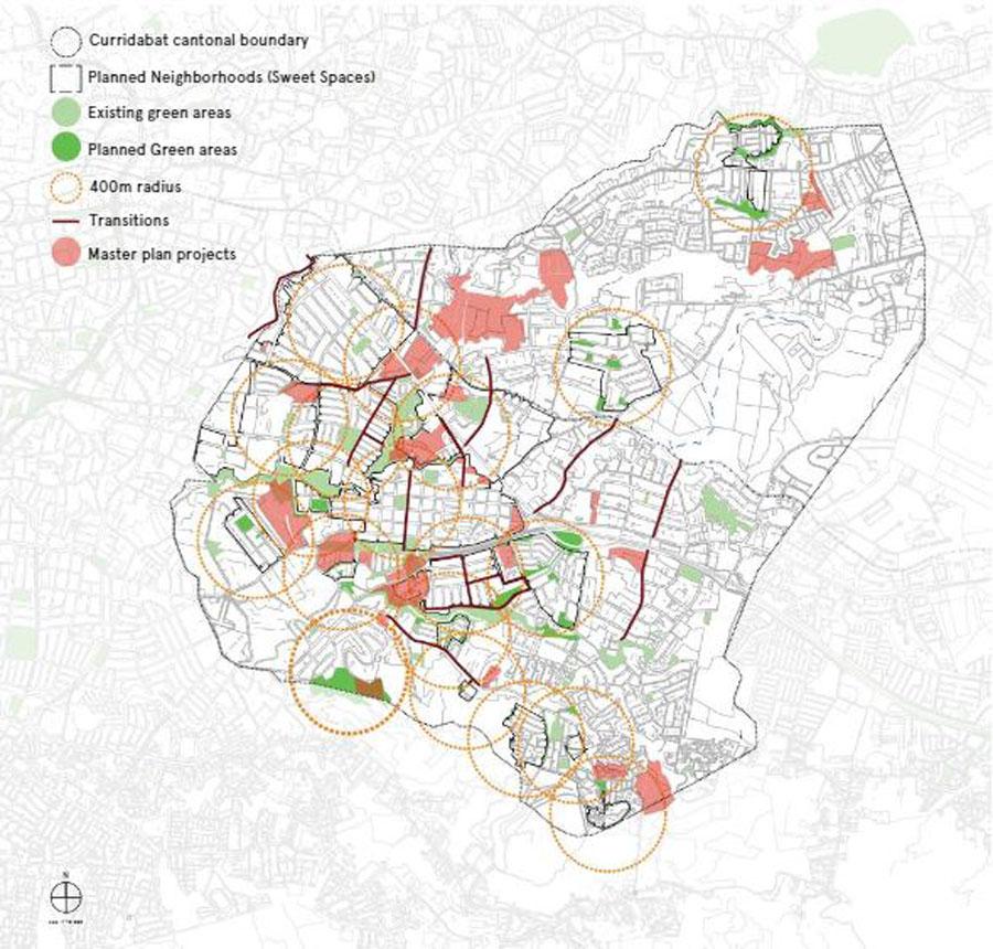 Map of Curridabat_Source-Tandem Arquitectos