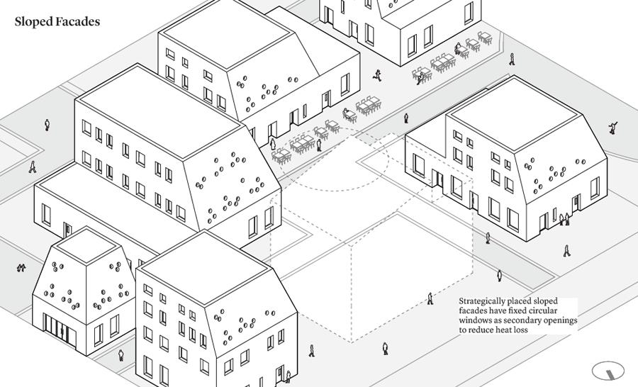 Sloped facades building catalog_Source-PAU