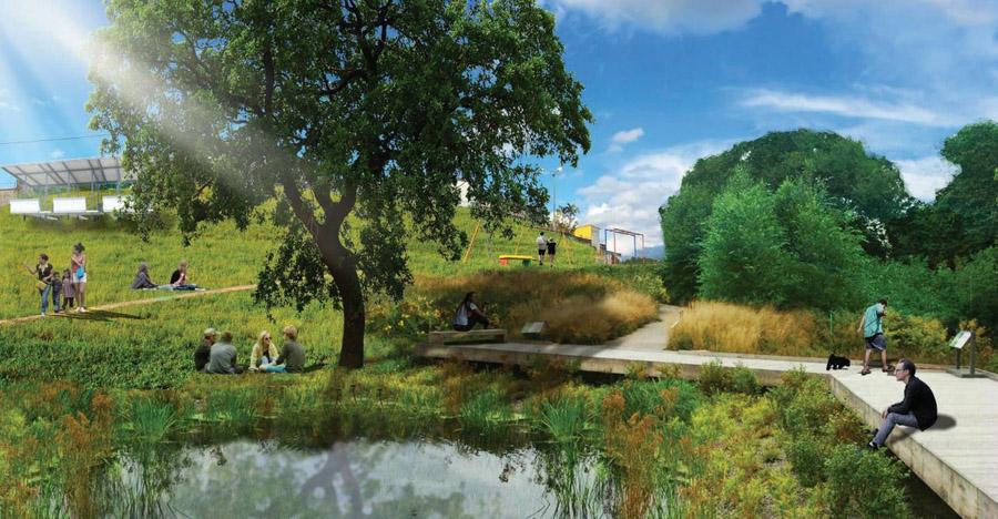 Renewed Park_Source-Tandem Arquitectos