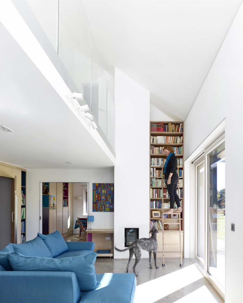 Low Energy family home kintyre, Photo ©Kilian O'Sullivan