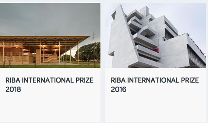 The RIBA International Awards