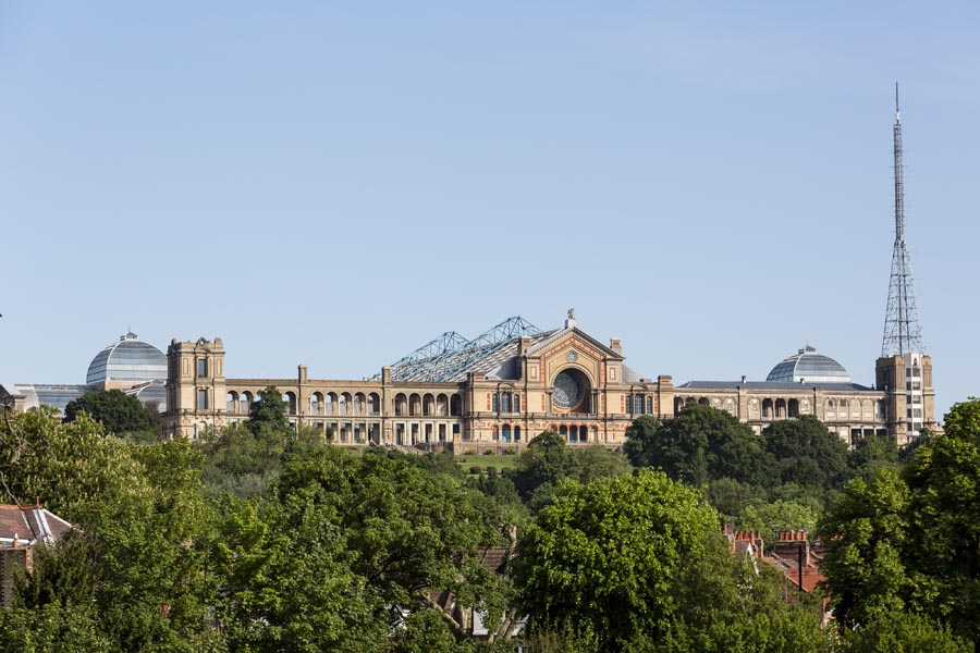 Alexandra Palace - A General View