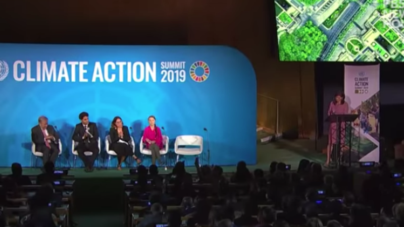 Greta Thunberg's full speech to world leaders at UN Climate Action Summit