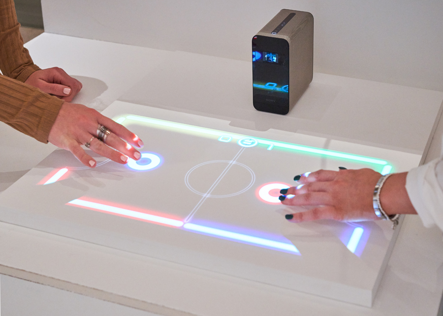 Xperia Touch by Sony Corporation