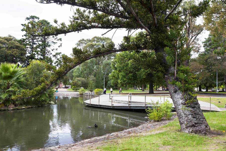 Queens Park Lake Source-Moonee Valley