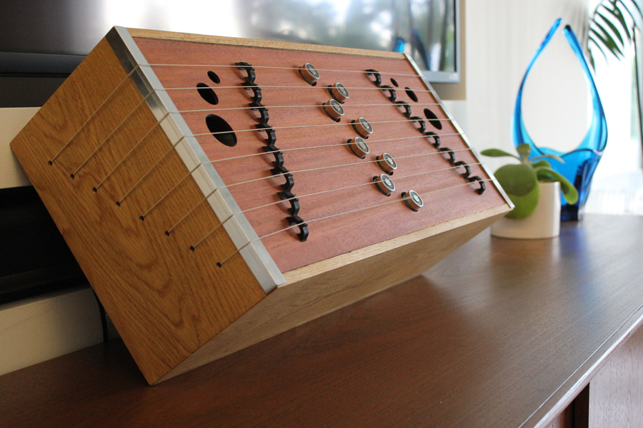 Sculpture Source-Magnetic Sounds