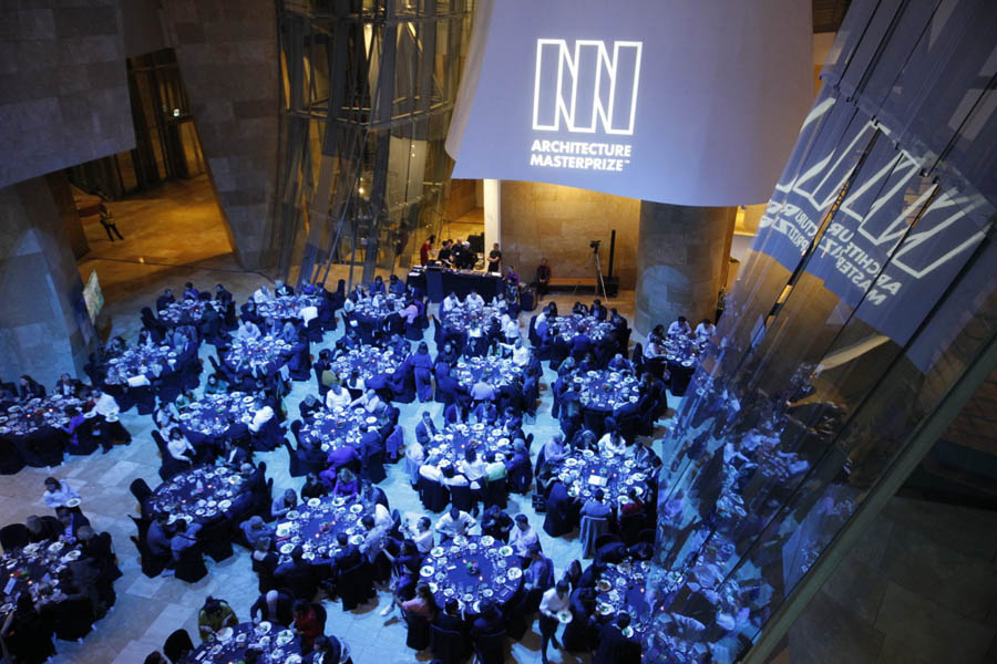 This year the winner's gala is presented in collaboration with the Guggenheim Museum in Bilbao