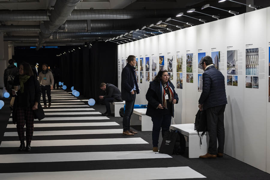 Architect @ Work London 2019. Photo ©Marek Sikora