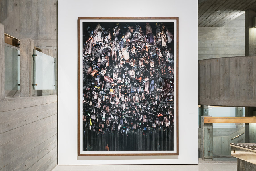 Installation images _ Andreas Gursky at Hayward Gallery. Photo ©Mark Blower