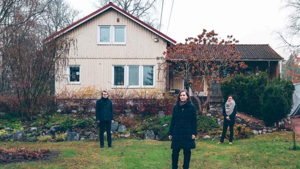 Hepokalliontie Helsinki curators Kristo Vesikansa Laura Berger, Philip Tidwell Photo Juuso Westerlund ©ArchinfoFinland