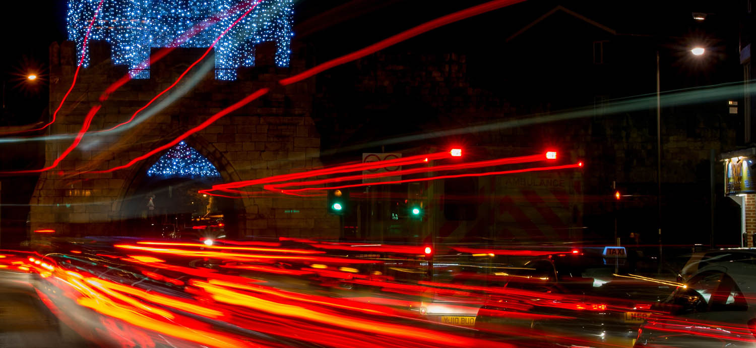 York ,UK, Photo ©Charlotte Graham Picture Shows York Christmas Lights, on show at the moment