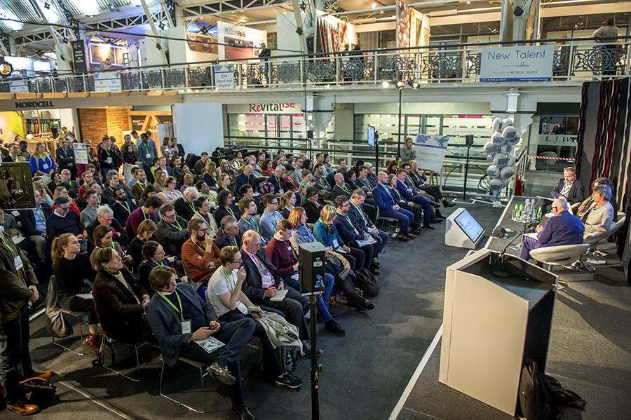 Opening Night Debate Surface Design Show 2020