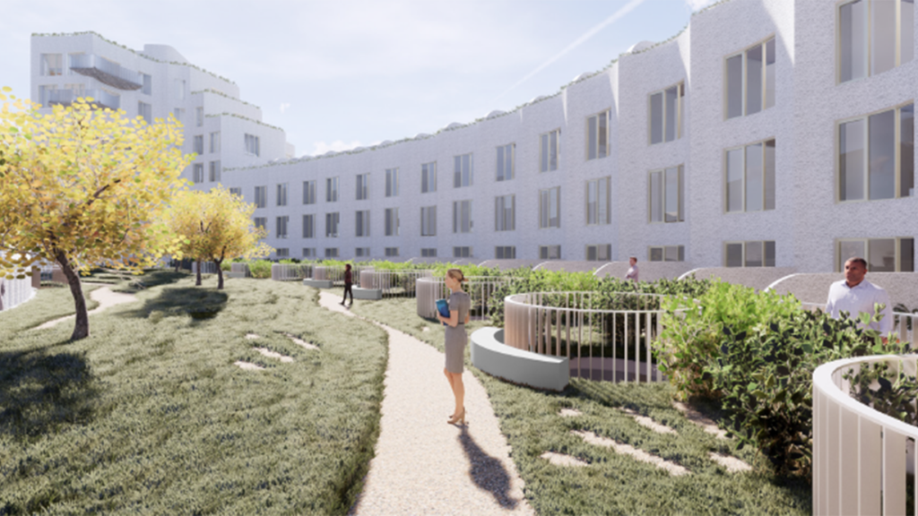 Folkestone Harbour & Seafront Development Co. design by ACME