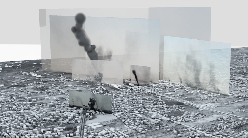 Rafah Case© Forensic Architecture