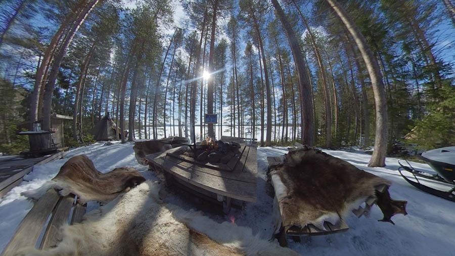 HOT AIR & ARCTIC, virtual holiday