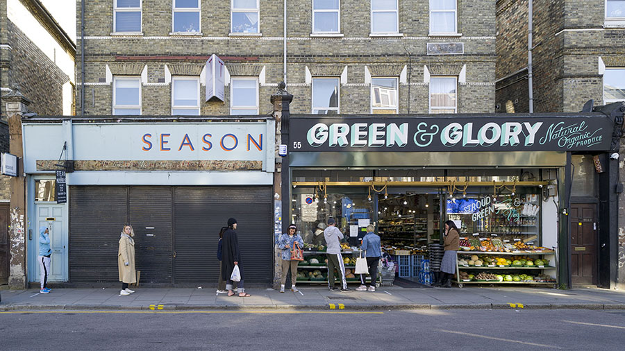 _COVID19-Green & Glory, Stroud Green, Photo ©Agnese Sanvito
