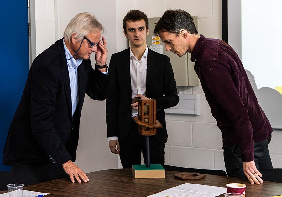 Kebony and Brunel University London product design competition