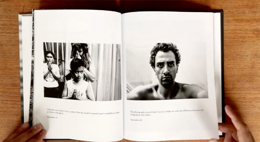 Picture of book 'Life is a Dream'.  ©PierreBureau Photography