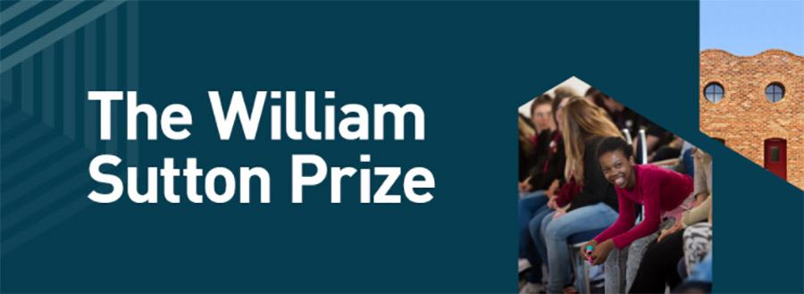 William Sutton Prize - Clarion Housing Group
